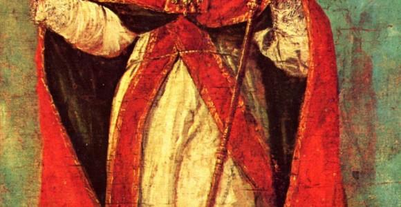 Святий Миколай. Автор Francesco Guardi. З сайту morgenlaenders-notizbuch.blogspot.com