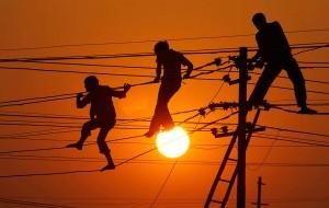 Приколи від електриків.