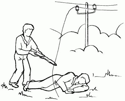 Ураження електричним струмом