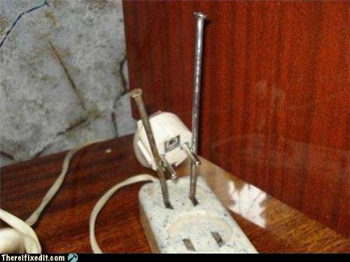 white trash repairs - Nailed It!