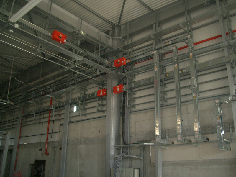 busbar trunking systems